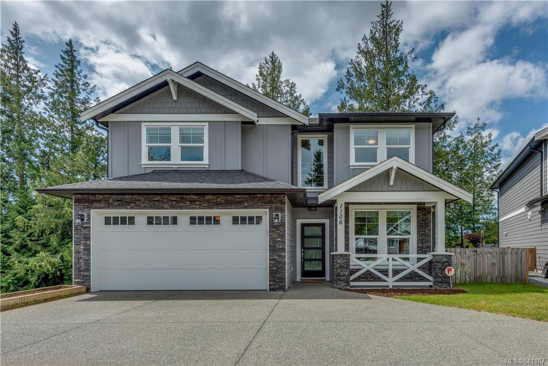 Main Photo: 1106 Braelyn Pl in Langford: La Olympic View House for sale : MLS®# 841107