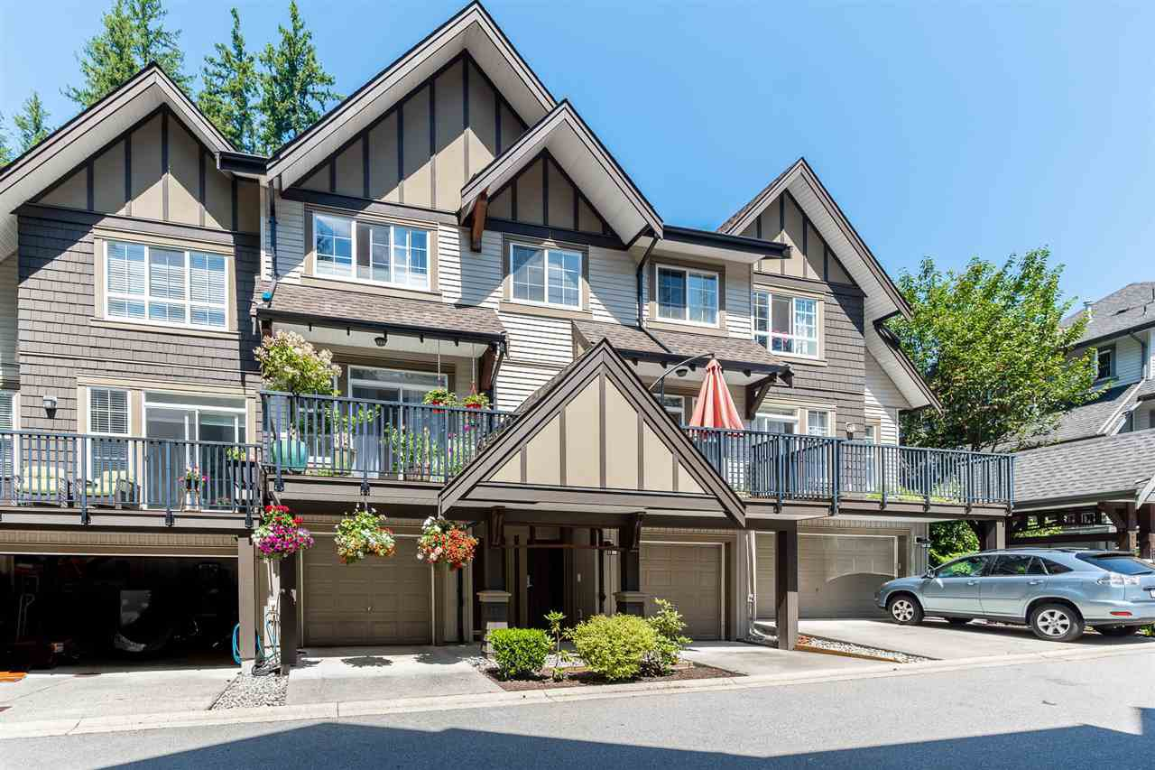"Main Photo: 18 2200 PANORAMA Drive in Port Moody: Heritage Woods PM Townhouse for sale in ""QUEST"" : MLS®# R2480650"
