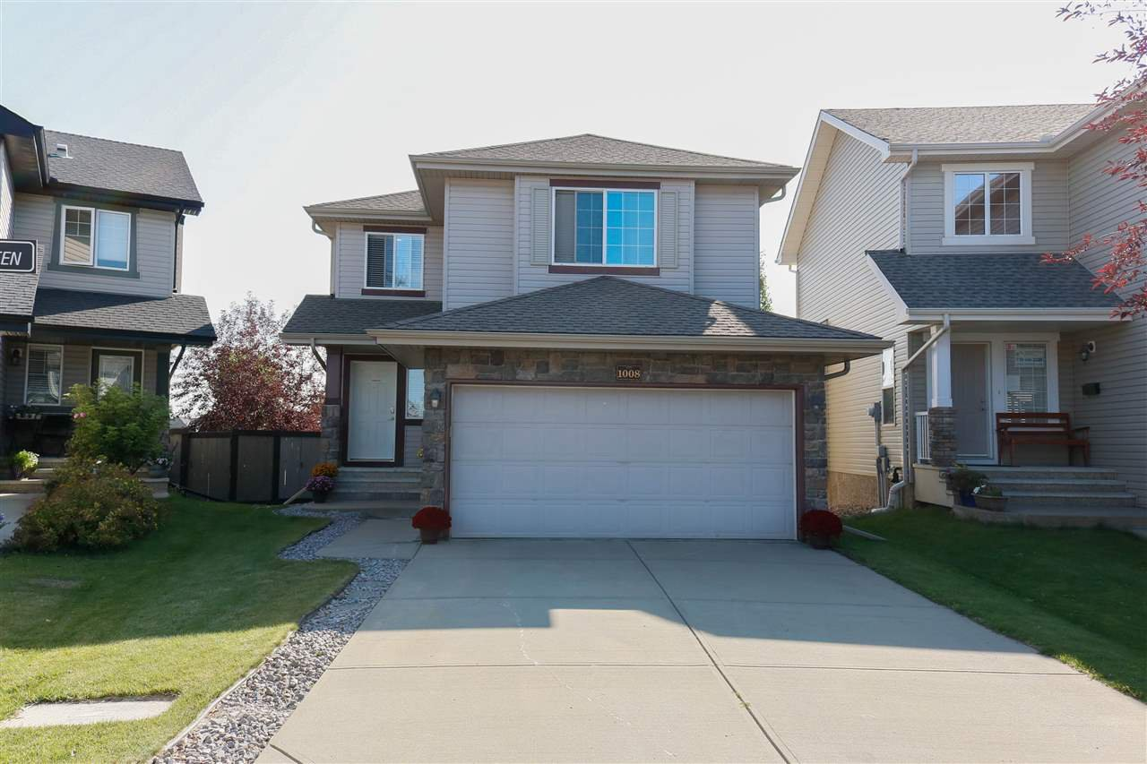 Main Photo: 1008 MCKINNEY Green in Edmonton: Zone 14 House for sale : MLS®# E4210121