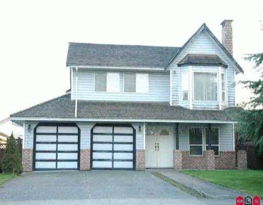 Main Photo: 16784 80TH AV in Surrey: Fleetwood Tynehead House for sale : MLS®# F2602533