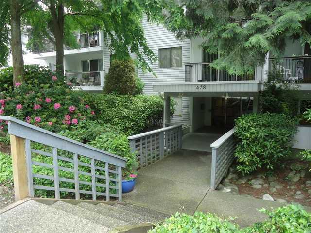 "Main Photo: 305 428 AGNES Street in New Westminster: Downtown NW Condo for sale in ""SHANLEY MANOR"" : MLS®# V932090"
