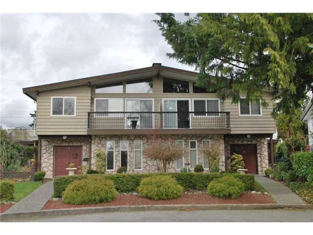 Main Photo: 1026 RIDLEY Drive in Burnaby: Sperling-Duthie House Duplex for sale (Burnaby North)  : MLS®# V938818