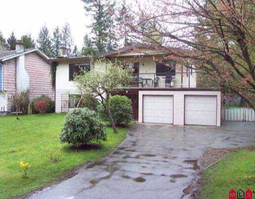 Main Photo: 3720 204TH ST in Langley: Brookswood Langley House for sale : MLS®# F2606836