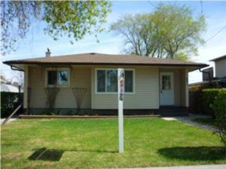 Main Photo: 941 CONSOL AVE.: Residential for sale (East Kildonan)  : MLS®# 1007424