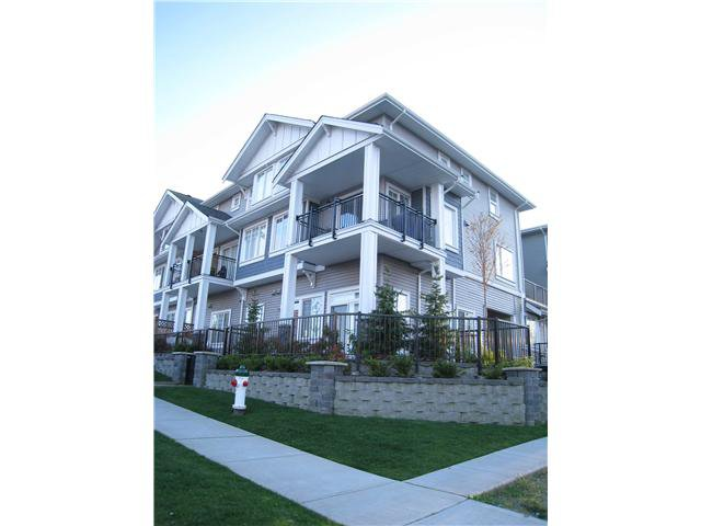 Main Photo: 601 4025 NORFOLK Street in Burnaby: Central BN Townhouse for sale (Burnaby North)  : MLS®# V948618