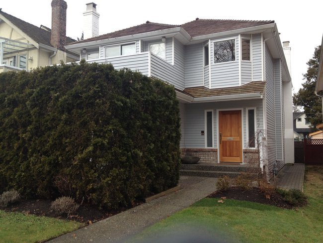 Main Photo: 4597 West 13th Avenue in Vancouver: Home for sale : MLS®# v988592