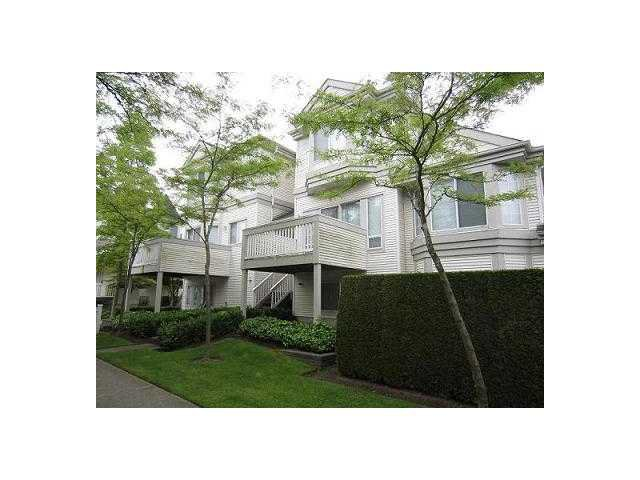 Main Photo: # 22 12891 JACK BELL DR in Richmond: East Cambie Condo for sale : MLS®# V1034902