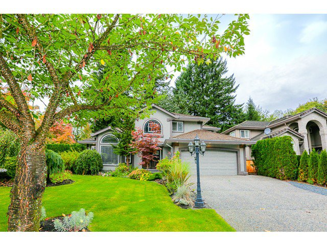 Main Photo: 9337 206A Street in Langley: Walnut Grove House for sale : MLS®# F1424808