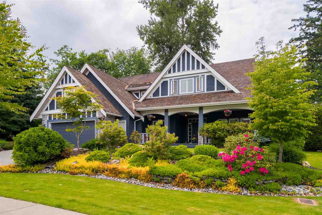 Main Photo: 3701 DEVONSHIRE DRIVE in Surrey: Morgan Creek House for sale (South Surrey White Rock)  : MLS®# R2353790