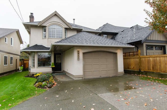 Main Photo: 3720 GEORGIA STREET in Richmond: Steveston Village House for sale : MLS®# R2120739