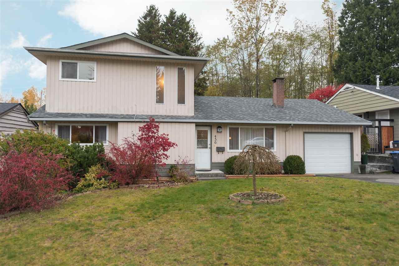 Main Photo: 456 CULZEAN PLACE in Port Moody: Glenayre House for sale : MLS®# R2015296