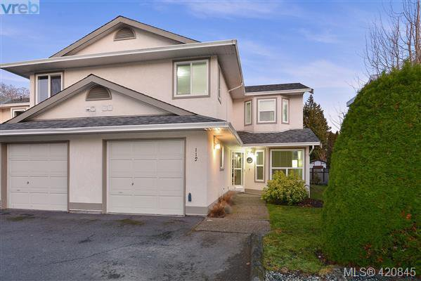 Main Photo: 112 2721 Jacklin Rd in VICTORIA: La Langford Proper Row/Townhouse for sale (Langford)  : MLS®# 832928
