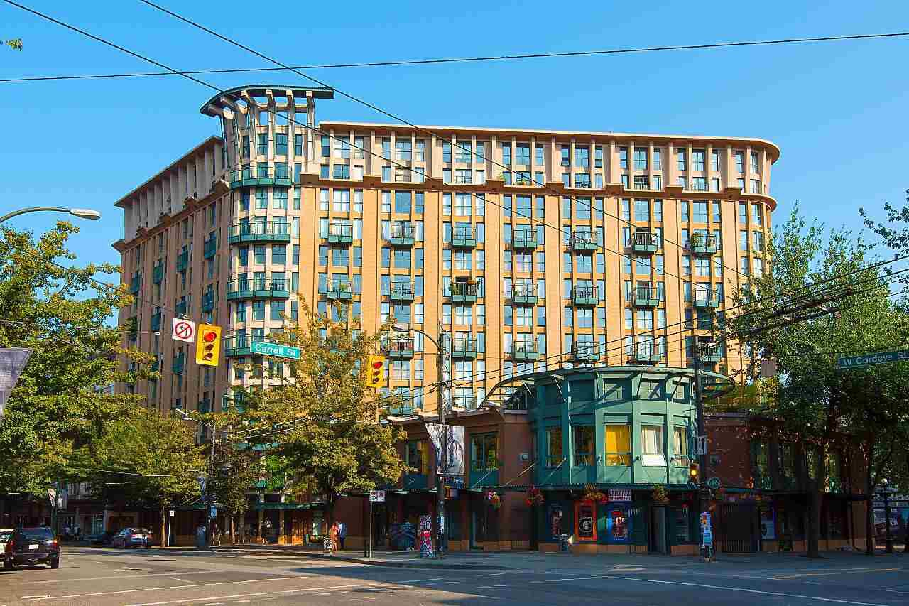 """Photo 16: Photos: 710 22 E CORDOVA Street in Vancouver: Downtown VE Condo for sale in """"VAN - HORNE"""" (Vancouver East)  : MLS®# R2444041"""
