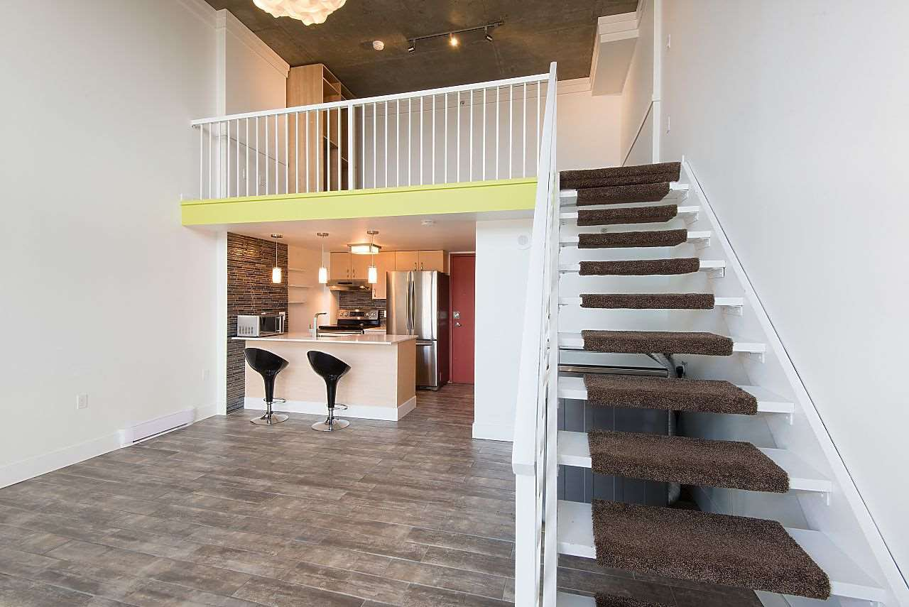 """Photo 8: Photos: 710 22 E CORDOVA Street in Vancouver: Downtown VE Condo for sale in """"VAN - HORNE"""" (Vancouver East)  : MLS®# R2444041"""