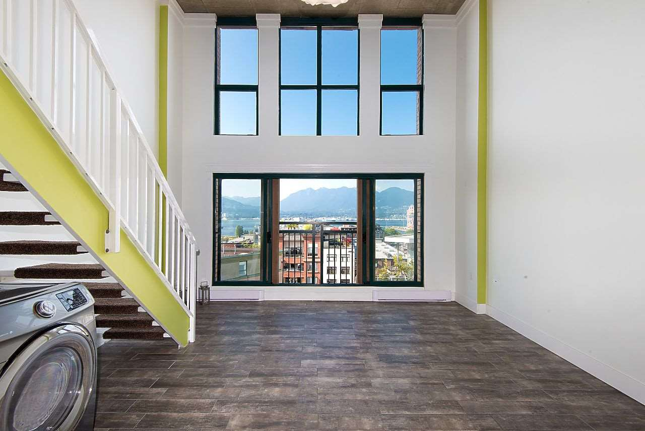 """Photo 4: Photos: 710 22 E CORDOVA Street in Vancouver: Downtown VE Condo for sale in """"VAN - HORNE"""" (Vancouver East)  : MLS®# R2444041"""