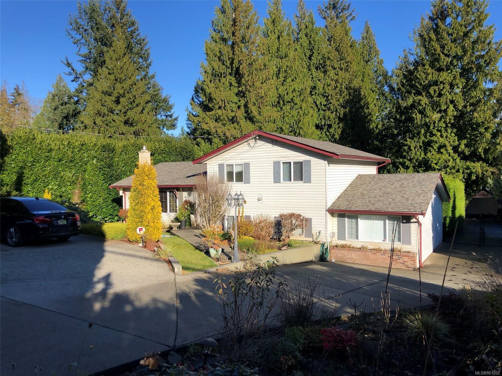Main Photo: 3842 Jingle Pot Rd in : Na North Jingle Pot House for sale (Nanaimo)  : MLS®# 861202