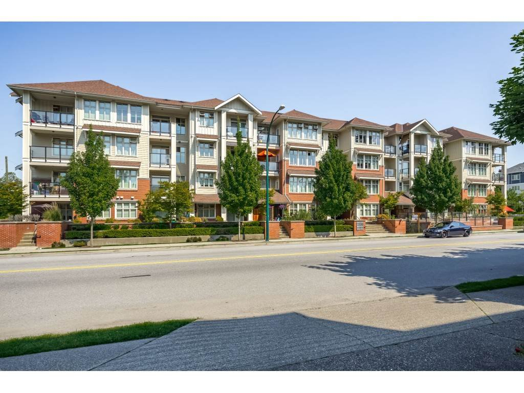 "Main Photo: 211 2330 SHAUGHNESSY Street in Port Coquitlam: Central Pt Coquitlam Condo for sale in ""Avanti on Shaughnessy"" : MLS®# R2525126"