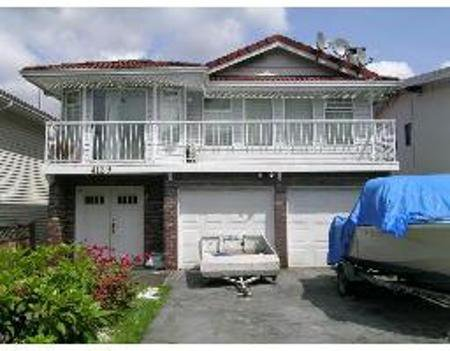 Main Photo: 4139 BOND ST in Burnaby: House for sale (Central Park BS)  : MLS®# V594538