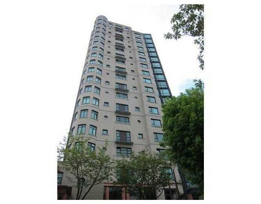 Main Photo: # 1102 2088 BARCLAY ST in Vancouver: Multifamily for sale : MLS®# V913287
