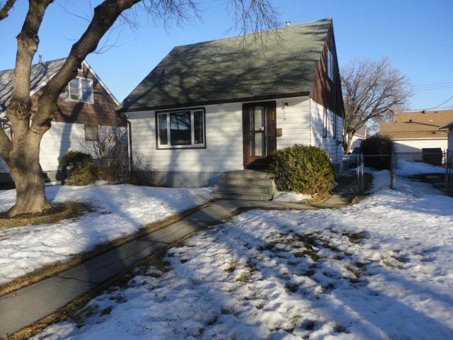 Main Photo: 443 Radford Street in WINNIPEG: North End Residential for sale (North West Winnipeg)  : MLS®# 1203955
