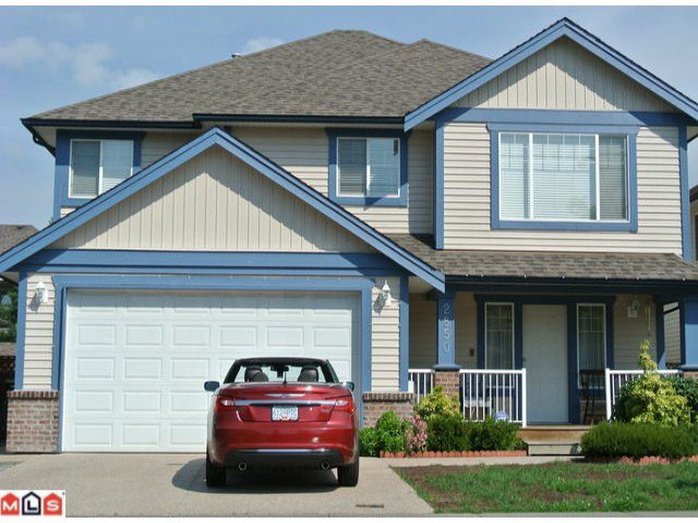 Main Photo: 2850 WHISTLE Drive in Abbotsford: Aberdeen House for sale : MLS®# F1220545