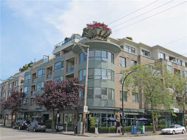 "Main Photo: # 308 1688 CYPRESS ST in Vancouver: Kitsilano Condo for sale in ""Yorkville South"" (Vancouver West)  : MLS®# V1015852"