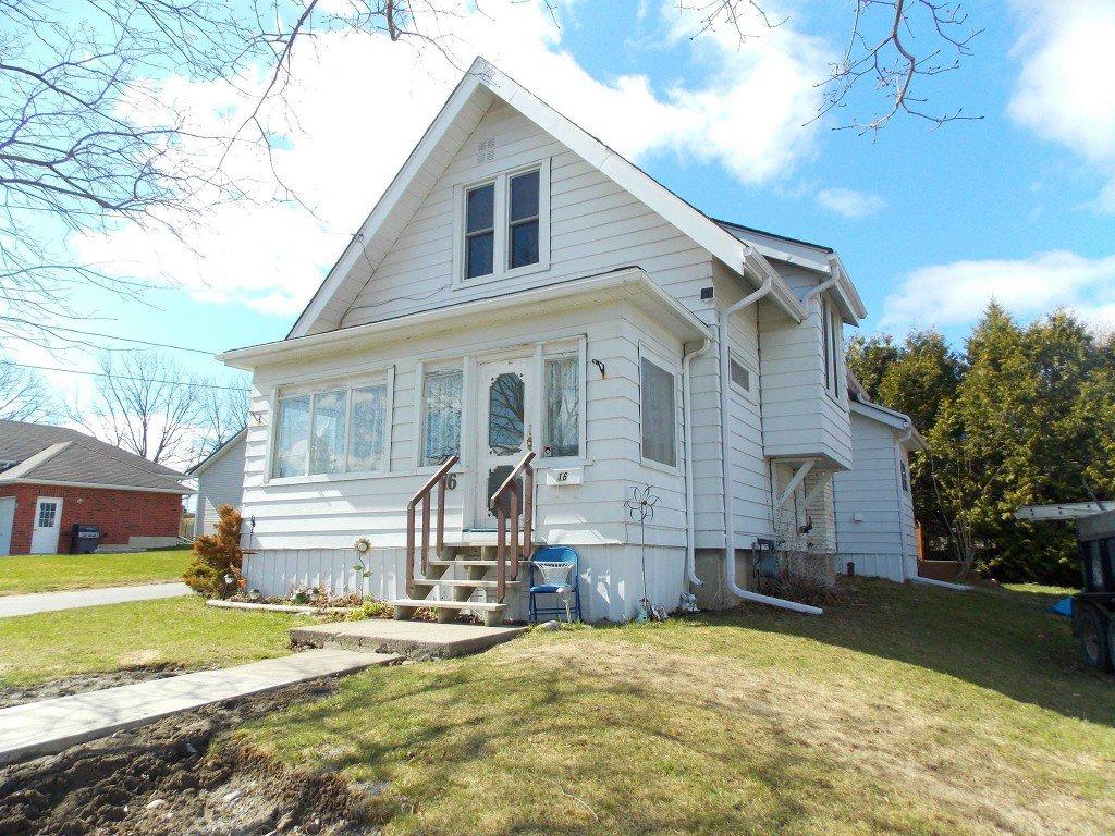 Main Photo: 16 E Mary Street in Lindsay: Kawartha Lakes Freehold for sale : MLS®# X3180642