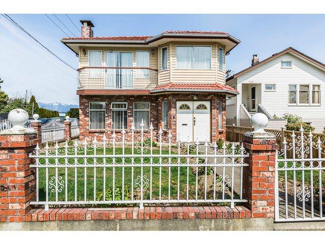 Main Photo: 2439 E 2ND AV in Vancouver: Renfrew VE House for sale (Vancouver East)  : MLS®# V1117329