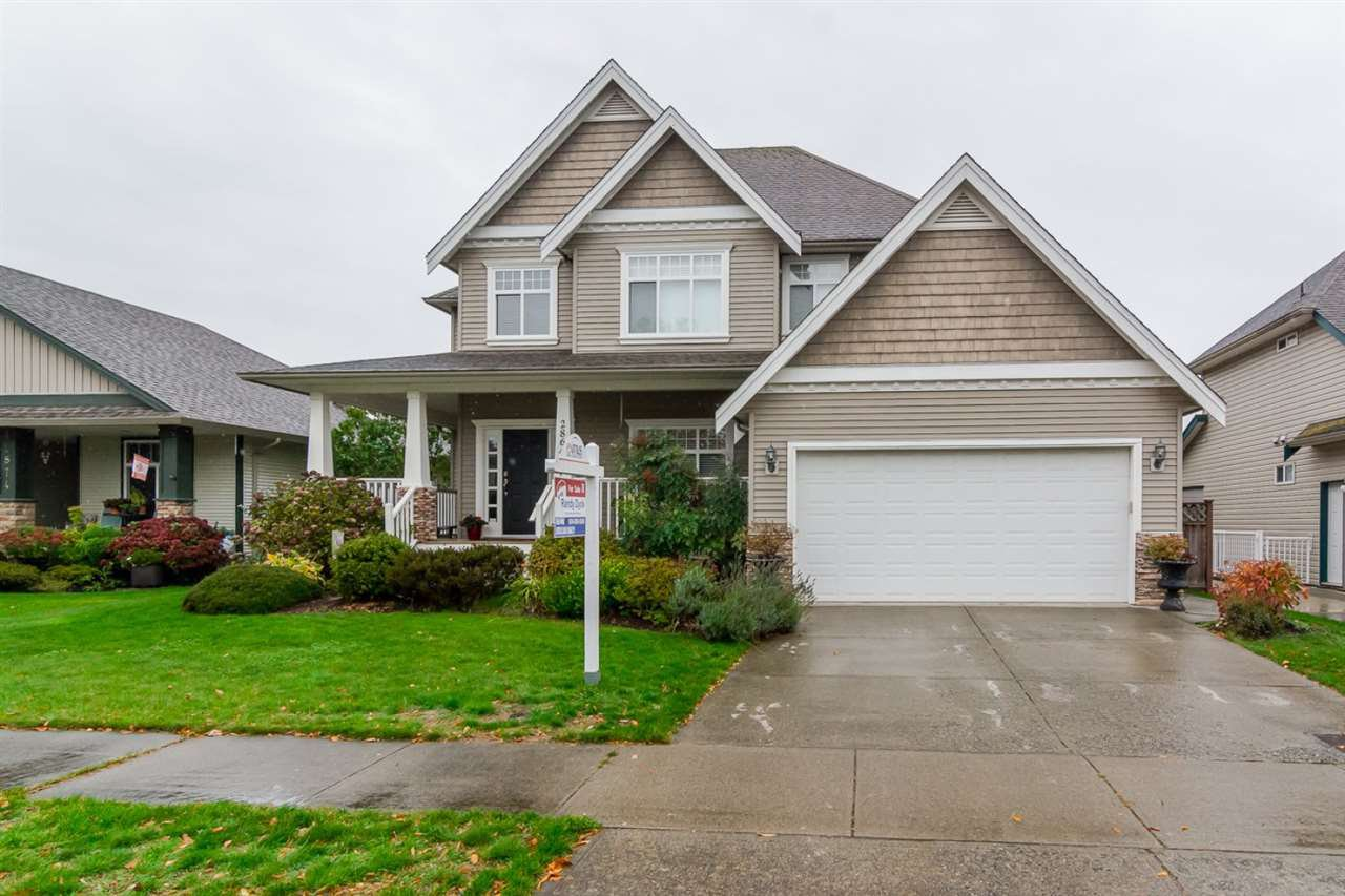 Main Photo: 2864 SHUTTLE STREET in Abbotsford: House for sale : MLS®# R2006617