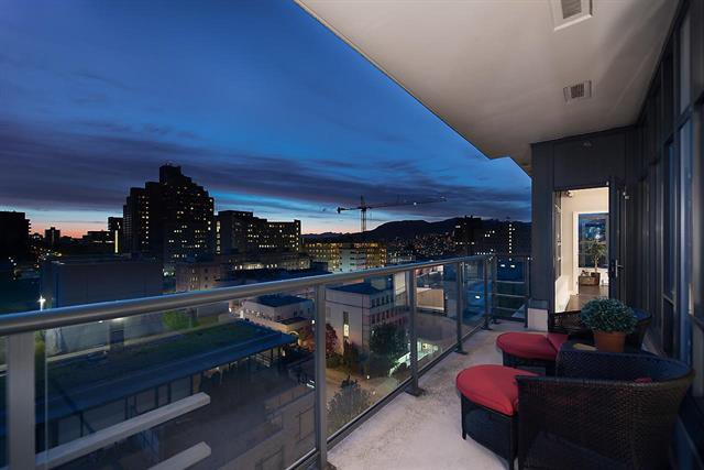 Main Photo: Vancouver West in Fairview VW: Condo for sale : MLS®# R2065861