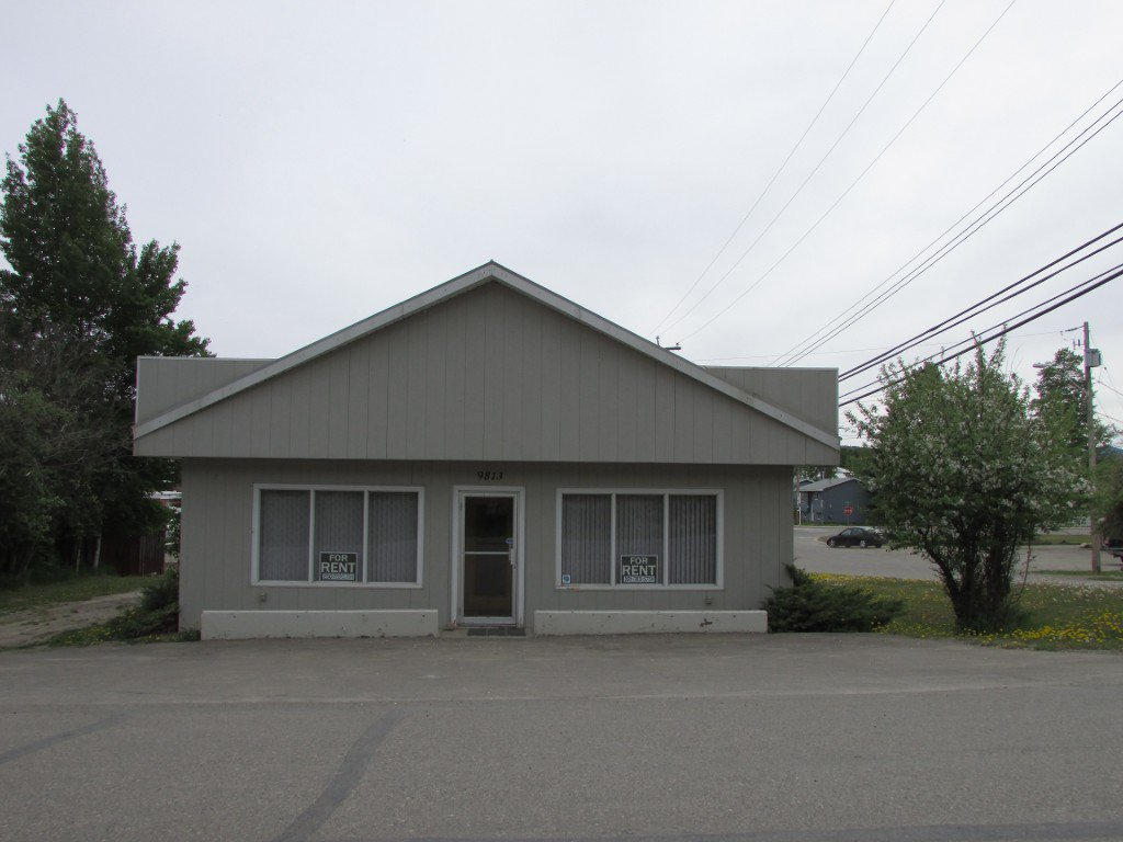 Main Photo: 9813 Freddette Avenue: Hudsons Hope Office for sale (Fort St. John (Zone 60))  : MLS®# C8010037