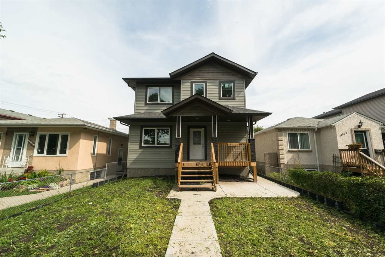 Main Photo: 11937 77 ST NW in Edmonton: Zone 05 House for sale : MLS®# E4034673