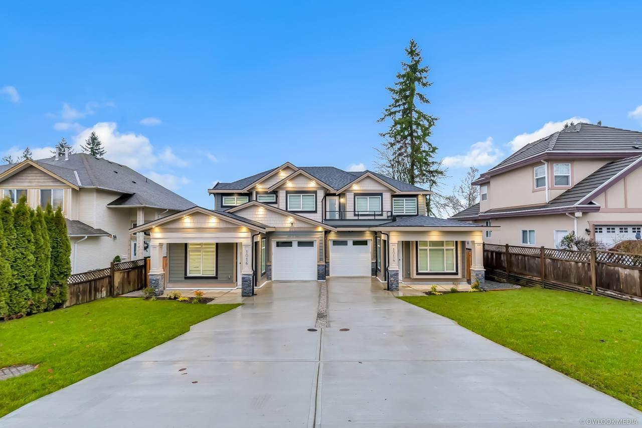 Main Photo: 1016 MADORE Avenue in Coquitlam: Maillardville House 1/2 Duplex for sale : MLS®# R2424250