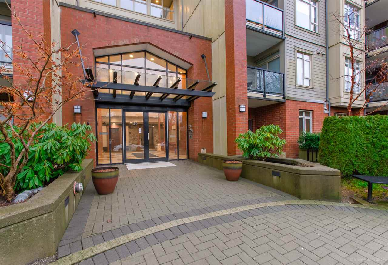"Main Photo: 408 100 CAPILANO Road in Port Moody: Port Moody Centre Condo for sale in ""Suter Brook"" : MLS®# R2433615"