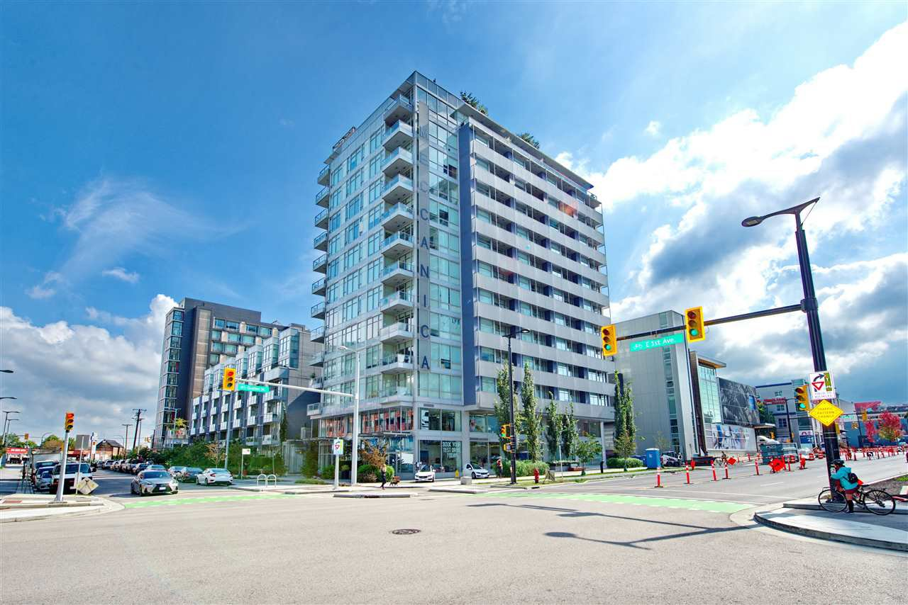 "Main Photo: 1509 108 E 1ST Avenue in Vancouver: Mount Pleasant VE Condo for sale in ""Meccanica"" (Vancouver East)  : MLS®# R2481182"