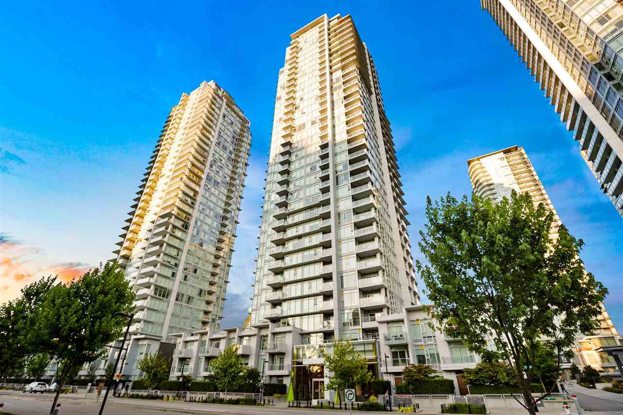 "Main Photo: 3207 6588 NELSON Avenue in Burnaby: Metrotown Condo for sale in ""The Met"" (Burnaby South)  : MLS®# R2483296"