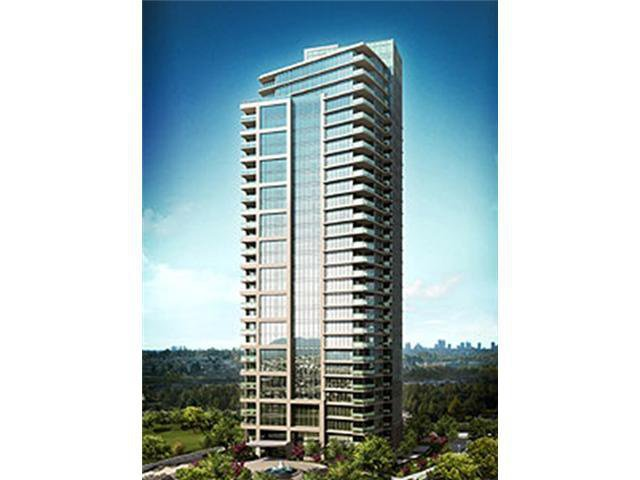 """Main Photo: # 707 2133 DOUGLAS RD in Burnaby: Brentwood Park Condo for sale in """"PERSPECTIVES"""" (Burnaby North)"""