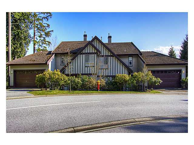 """Main Photo: 2 1486 JOHNSON Street in Coquitlam: Westwood Plateau Townhouse for sale in """"STONEY CREEK"""" : MLS®# V936237"""