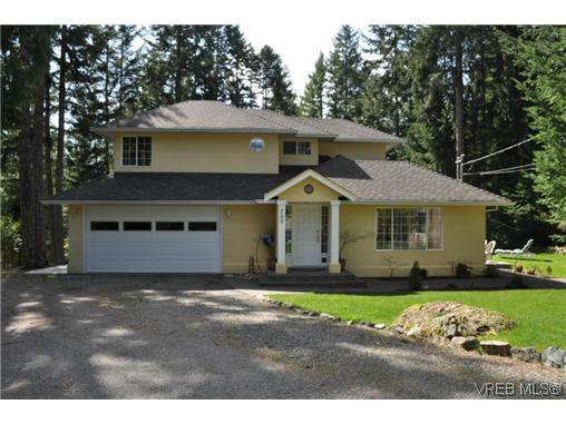 Main Photo: 709 Timberglen Place in VICTORIA: Hi Western Highlands Single Family Detached for sale (Highlands)  : MLS®# 321262