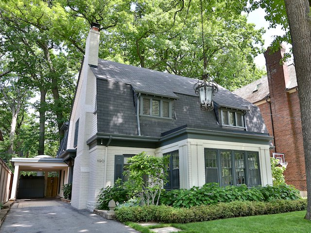 Main Photo: 190 Glenrose Avenue in Toronto: Freehold for sale (Moore Park)