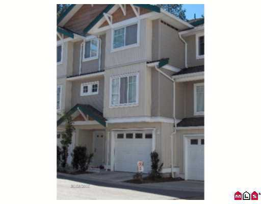 "Main Photo: 18 12711 64TH AV in Surrey: West Newton Townhouse for sale in ""Palette on the Park"" : MLS®# F2619669"