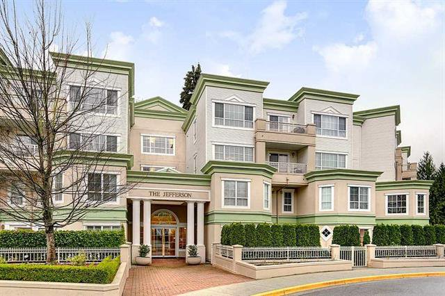 Main Photo: #419 - 2960 Princess Crescent in Coquitlam: Canyon Springs Condo for sale : MLS®# R2125815