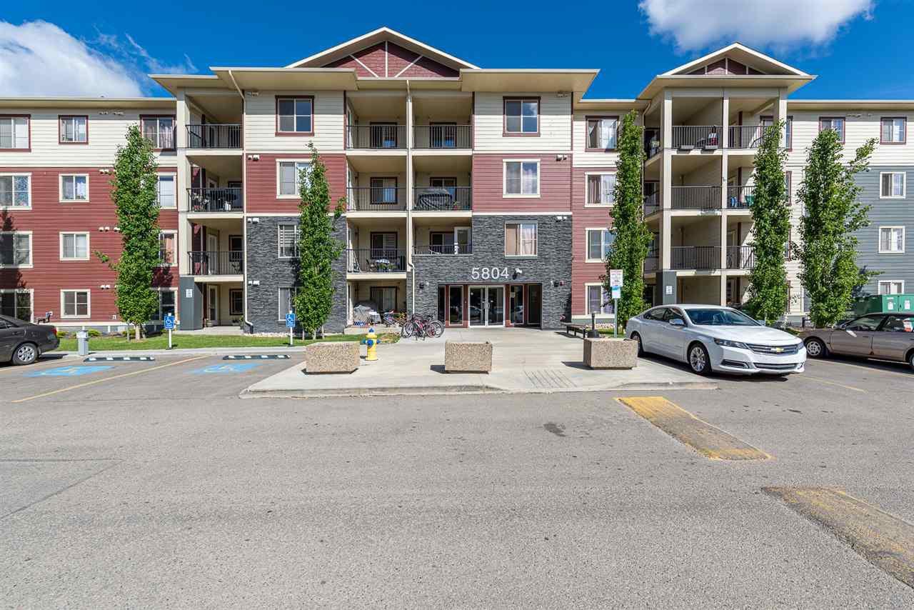 Main Photo: 412 5804 MULLEN Place in Edmonton: Zone 14 Condo for sale : MLS®# E4188690