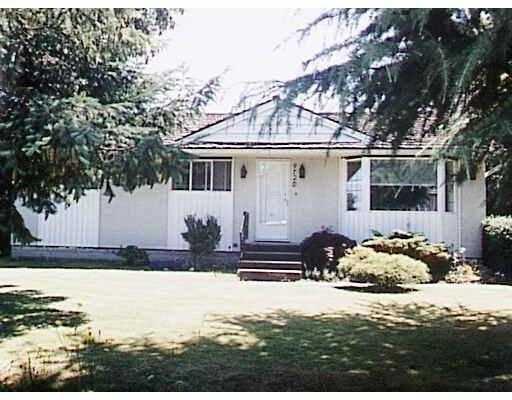 Main Photo: 9720 HERBERT Road in Richmond: Broadmoor House for sale : MLS®# V603245