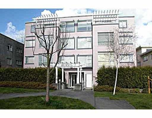 Main Photo: 204 1353 W 70TH AV in Vancouver: Marpole Condo for sale (Vancouver West)  : MLS®# V555108