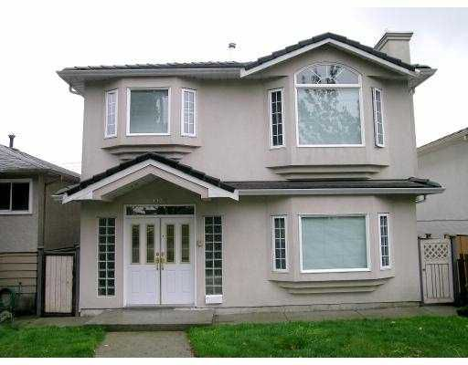 Main Photo: 1118 E 59TH AV in Vancouver: South Vancouver House for sale (Vancouver East)  : MLS®# V563978