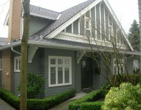 """Main Photo: 328 W 15TH Ave in Vancouver: Mount Pleasant VW Townhouse for sale in """"THE MAYOR'S HOUSE"""" (Vancouver West)  : MLS®# V628316"""