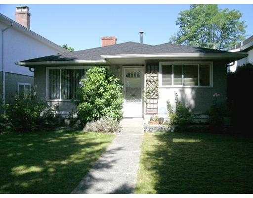 """Main Photo: 2891 E 44TH AV in Vancouver: Killarney VE House for sale in """"KILLARNEY"""" (Vancouver East)  : MLS®# V555179"""