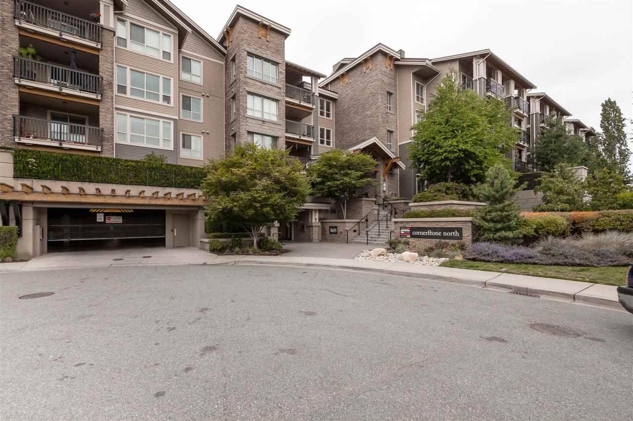 "Main Photo: 204 5655 210A Street in Langley: Salmon River Condo for sale in ""Cornerstone North"" : MLS®# R2388382"