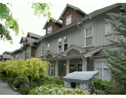 "Main Photo: 227 15 6TH AV in New Westminster: GlenBrooke North Townhouse for sale in ""Crofton"" : MLS®# V604305"
